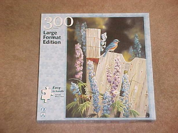 BACK TO NATURE JIGSAW PUZZLE