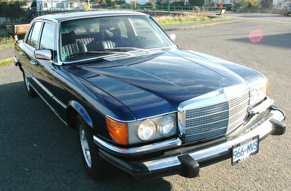 New price 1976 mercedes benz 450 sel sedan oak bay for Mercedes benz bay ridge