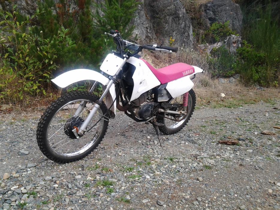 1991 Yamaha 100cc dirt bike Sooke, Victoria  1991 Yamaha 100...