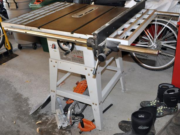 Table saw for sale good deal nepean ottawa for 10 sanding disc for table saw