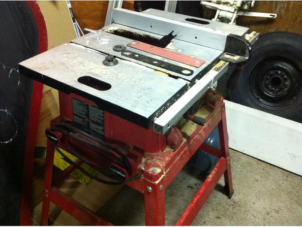 10 inch skil table saw sooke victoria for 10 inch skilsaw table saw