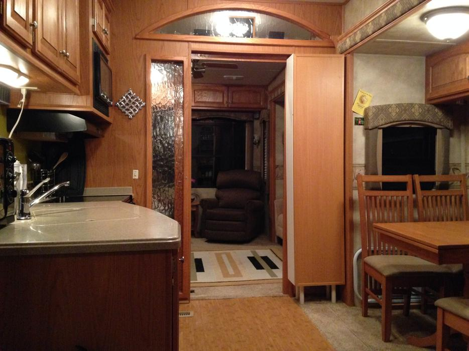 Affordable Oceanside Living 38 39 Bighorn 5th Wheel 2007 North Saanich Sidney Victoria Mobile