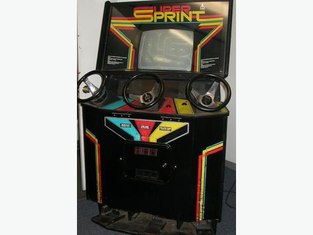sprint machine