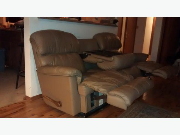 Double Reclining Sofa Lazy Boy East Regina Regina
