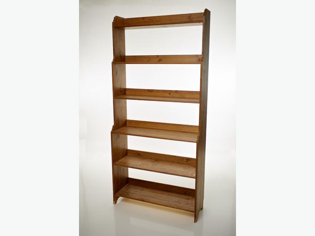 Ikea Bookshelf Antique Solid Wood Victoria City Victoria