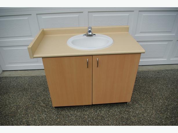 Bathroom Vanity Sink West Shore Langford Colwood Metchosin Highlands Victoria