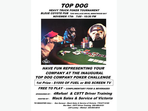 Ottawa Big Dog Poker