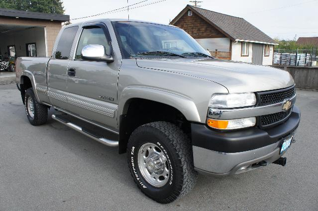 Chevrolet Silverado 2500hd Gatineau >> CHEVROLET SILVERADO 2500HD 4X4 Outside Victoria, Victoria