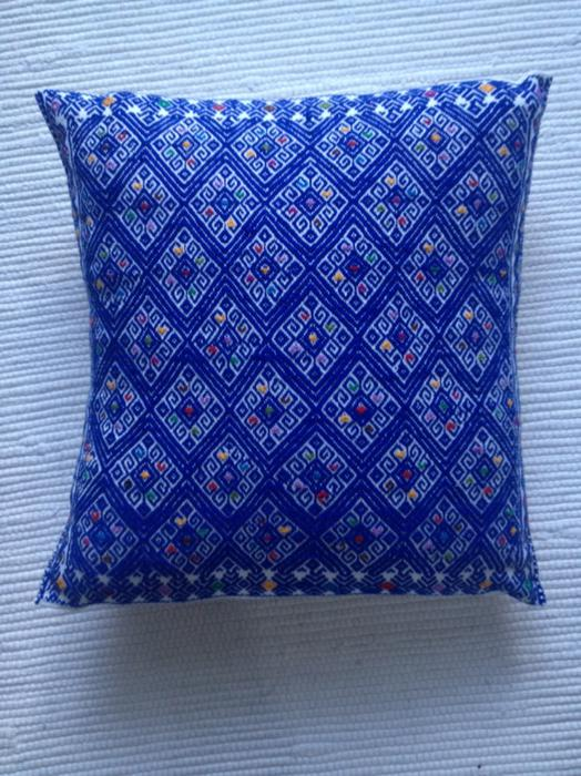 Mexican embroidered pillow victoria city