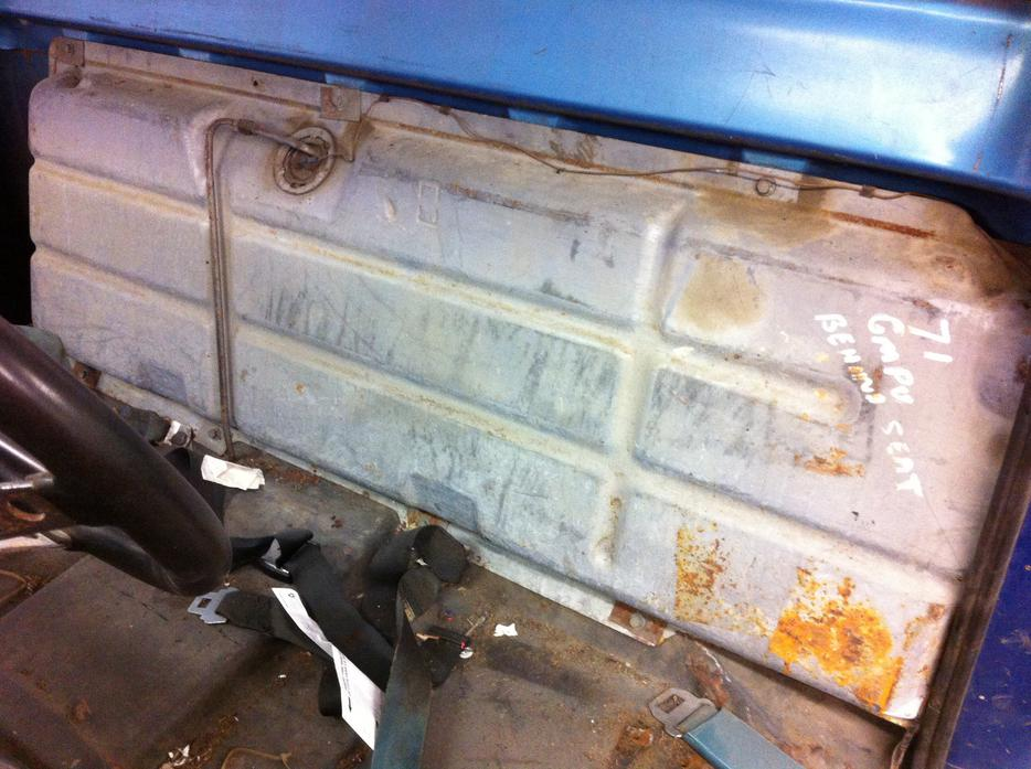 67 72 Chevy C10 Gas Tank West Shore Langford Colwood