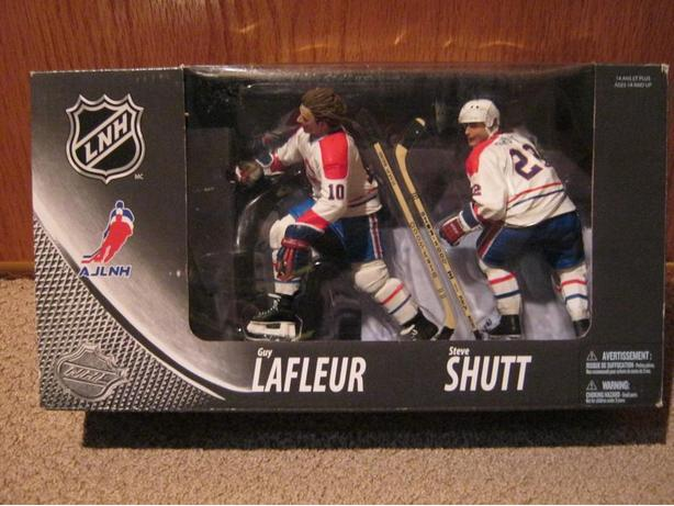 LaFleur and Shutt two pack Mcfarlane