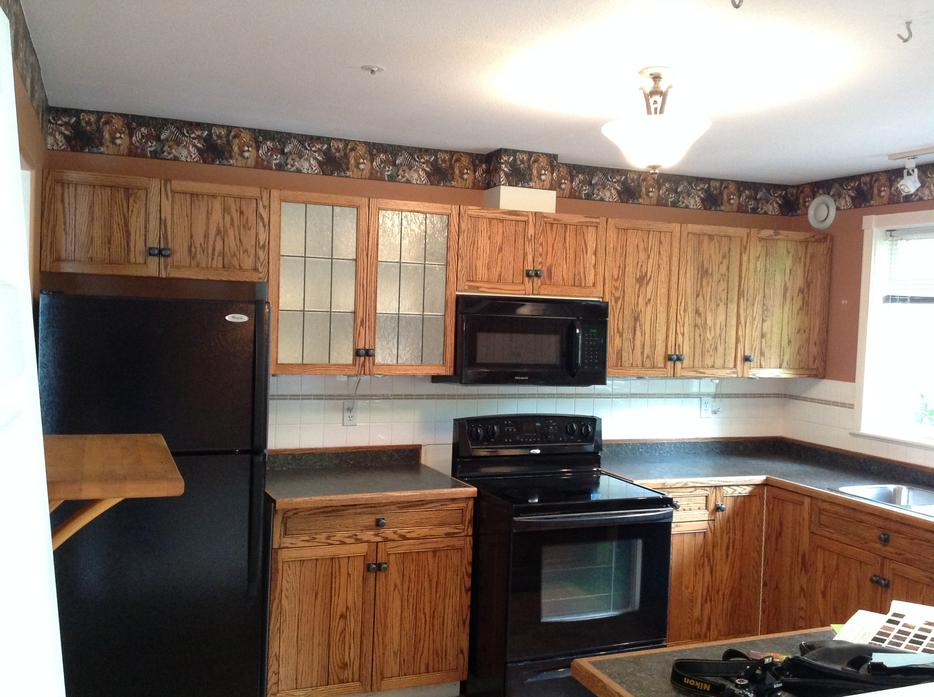 Kitchen cabinet refacing nanaimo for Kitchen cabinets nanaimo