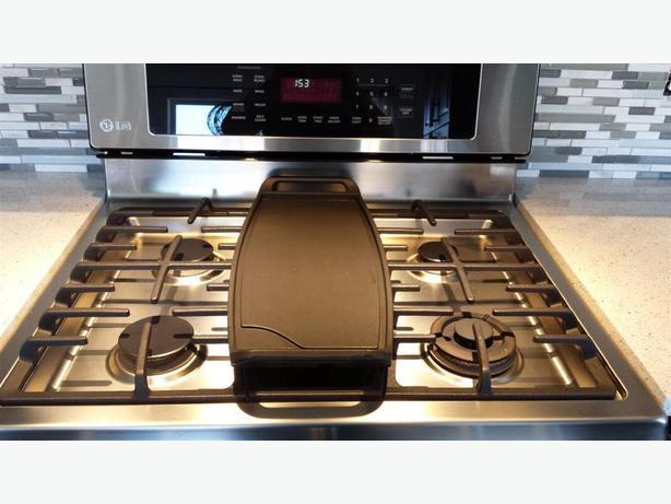 Plaque de cuisson / Griddle plate