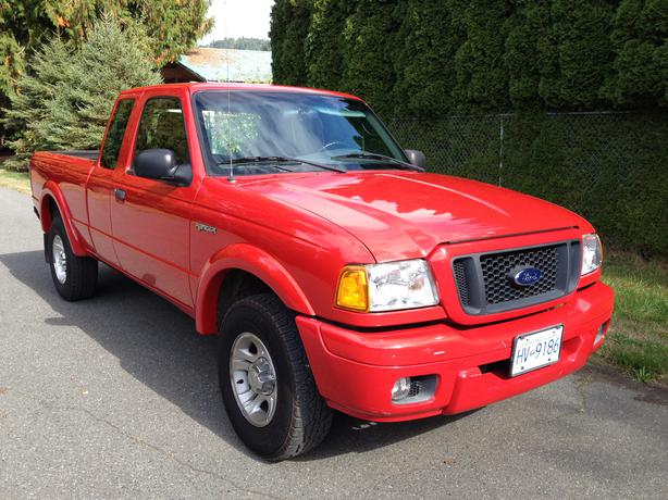 for sale 2004 ford ranger edge west shore langford colwood metchosin highlands victoria. Black Bedroom Furniture Sets. Home Design Ideas