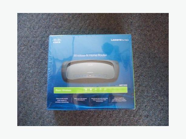 Cisco Wireless N router