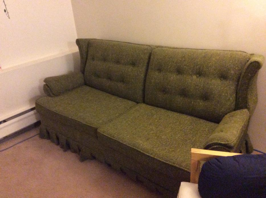 Sofa bed couch victoria city victoria for Sofa bed victoria