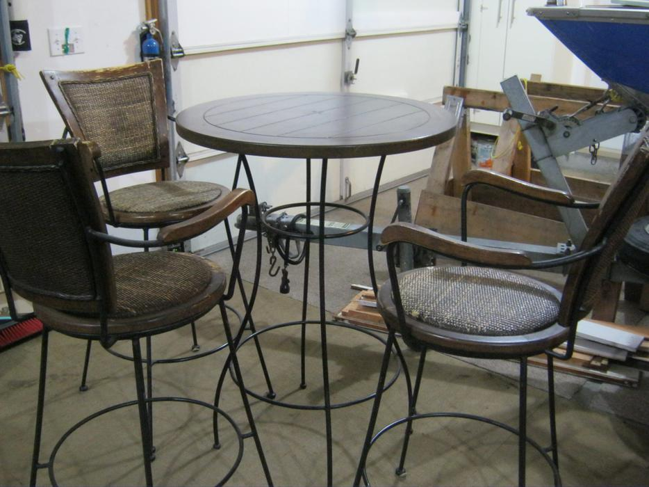 Patio Or Bar Chairs And Table Campbell River, Courtenay. Wooden Patio Ideas Backyard. Concrete Patio To Pavers. Covered Patio Flooring Ideas. Design Patio Table. Patio Furniture Clearance Tulsa. Patio Outdoor Furniture Sets. Garden Patio Steps Ideas. Building A Stone Patio Without Mortar