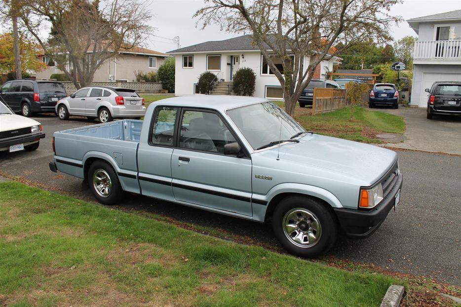 Bay Ridge Mazda >> 1991 Mazda B2200 ext cab Esquimalt & View Royal, Victoria