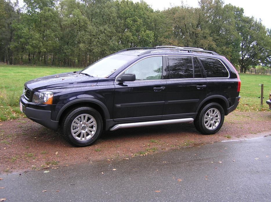 2006 Volvo Xc90 2 5t Awd 7