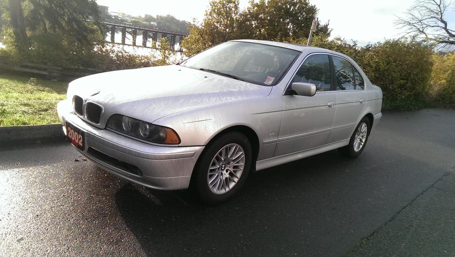 2002 Bmw 530i Sedan Low Km Victoria City Victoria