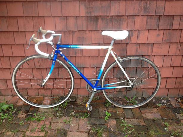 Nishiki Landau Tri A 54cm Road Bike All Original Parts Victoria