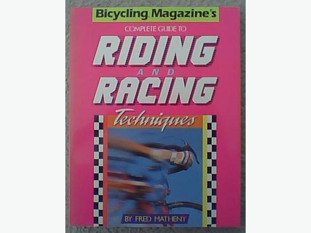 Cycling fitness books for sale