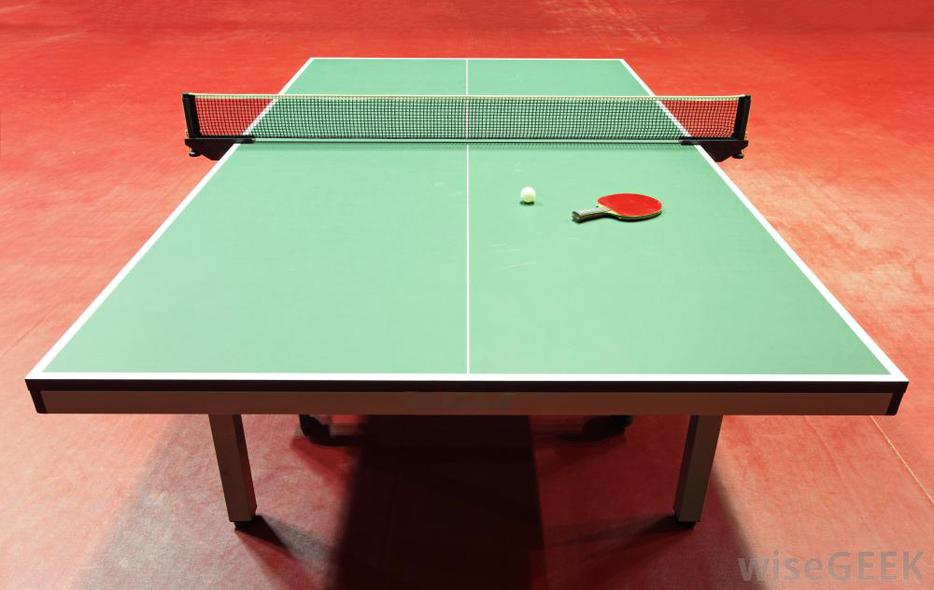 Ping pong table central saanich victoria mobile - Friendship tennis de table ...