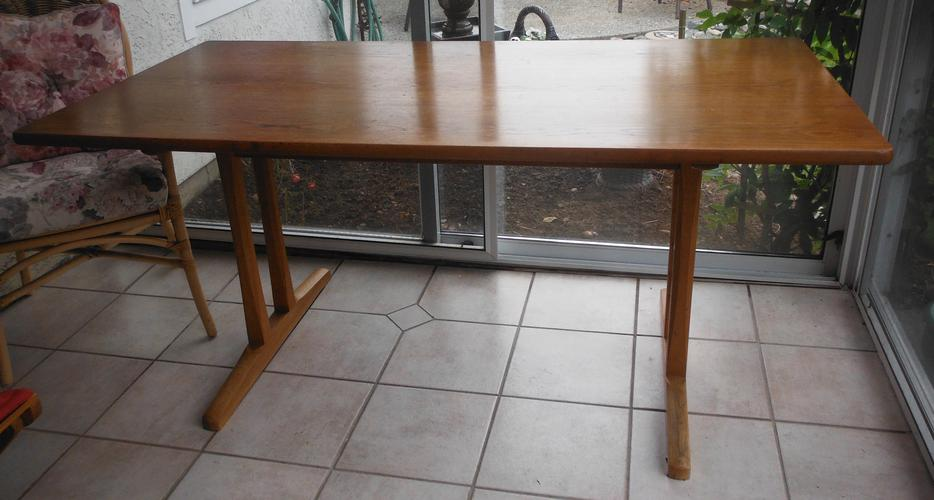 Mid Century Modern Danish Teak Dining Room Table REDUCED  : 41827560934 from www.usedvictoria.com size 934 x 500 jpeg 58kB