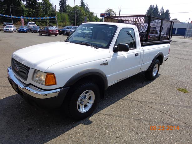 2001 ford ranger xlt 4x4 with hydraulic dump box outside alberni valley alberni mobile. Black Bedroom Furniture Sets. Home Design Ideas