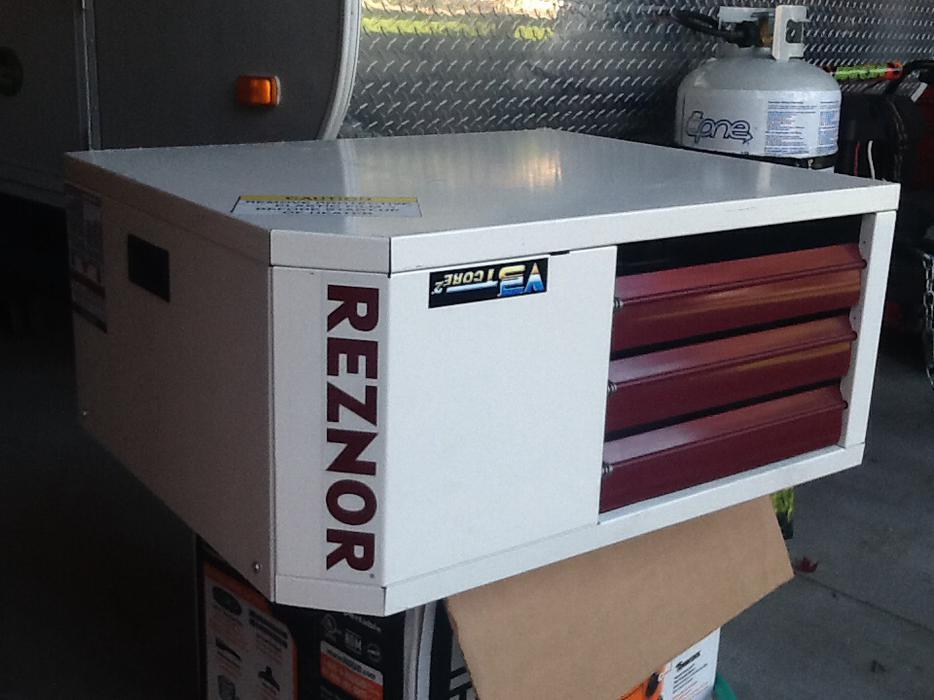 Reznor Unit Heater Outside Ottawa Gatineau Area Ottawa