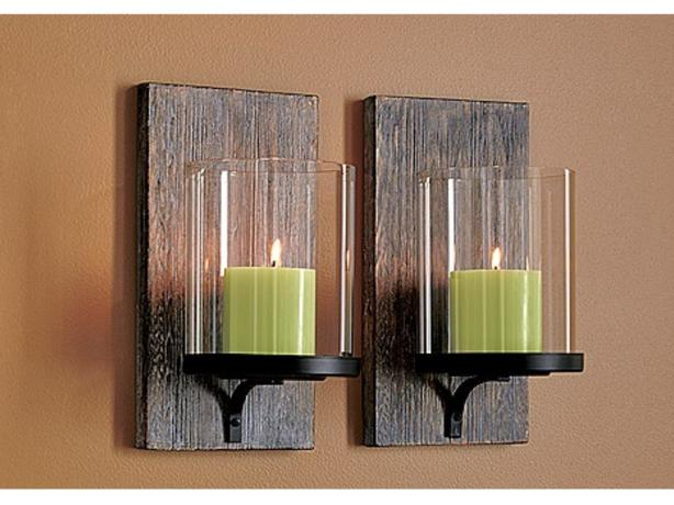 Modern Rustic Wall Sconces : WANTED: PartyLite Modern Rustic Wall Sconces Weyburn, Regina