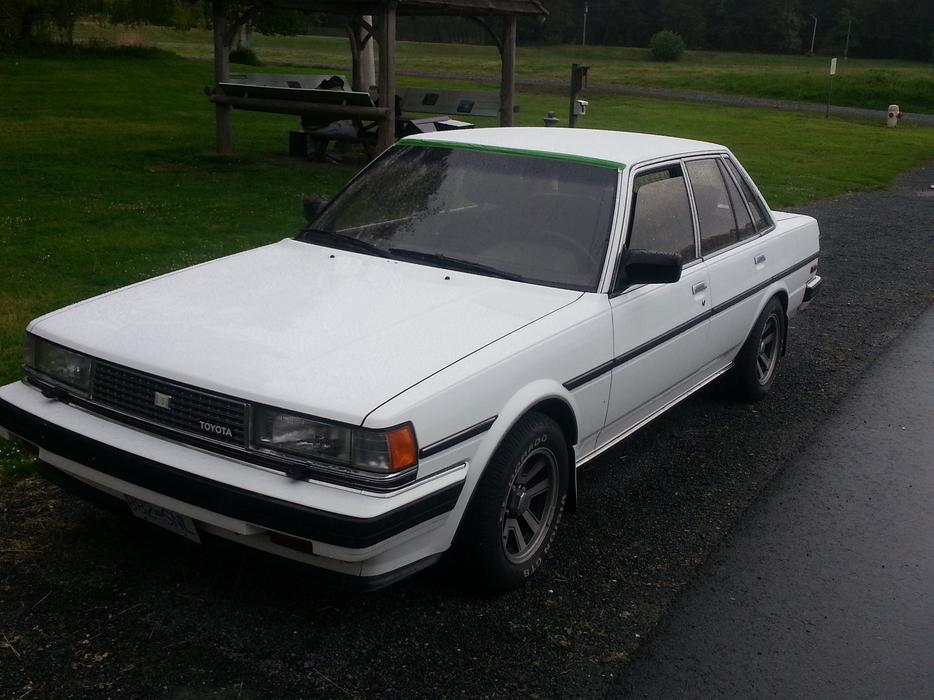 86 Toyota Cressida For Sale 3000obo West Shore Langford Colwood Metchosin Highlands Victoria