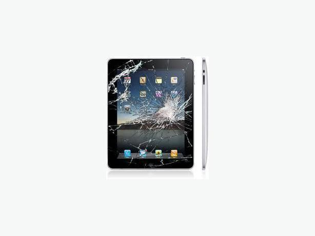 IPAD 2, 3, 4 SCREEN REPAIR