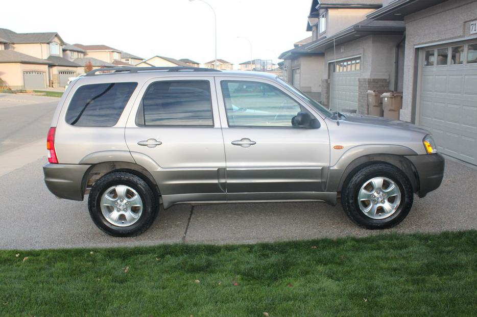 2002 Mazda Tribute Lx Suv Crossover High End Ford