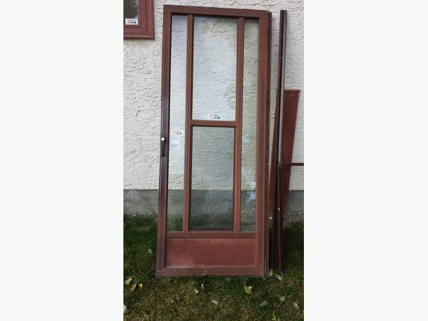 Door price aluminum screen door price for Aluminum screen doors