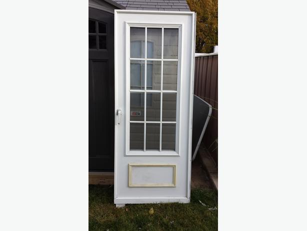 composite french style storm screen door new pictures On french style screen doors