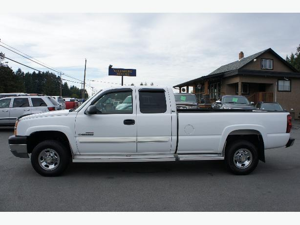 Chevrolet Silverado 2500hd Gatineau >> 2004 CHEVROLET SILVERADO DURAMAX TURBO DIESEL (excellent condition!!) Outside Victoria, Victoria