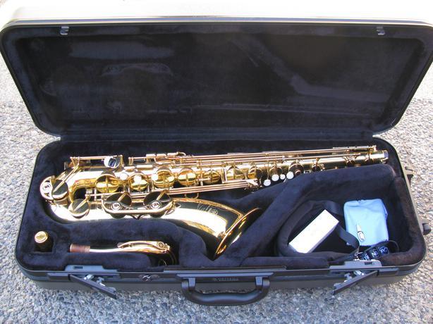 Used Yamaha Yts   Intermediate Tenor Saxophone