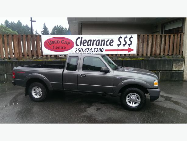 2008 ford ranger sport low kms 2wd auto call 250 474 5200 west shore langford colwood. Black Bedroom Furniture Sets. Home Design Ideas