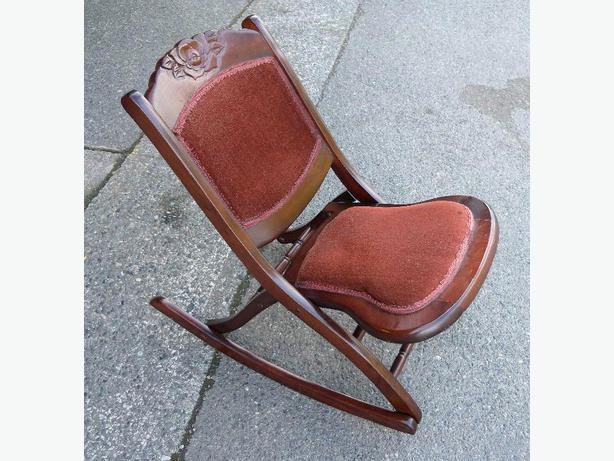 Beautiful Vintage Rocking Folding Chair Loi 39 S