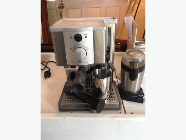 Breville Coffee Maker Hudson Bay : Breville Espresso Maker Oak Bay, Victoria
