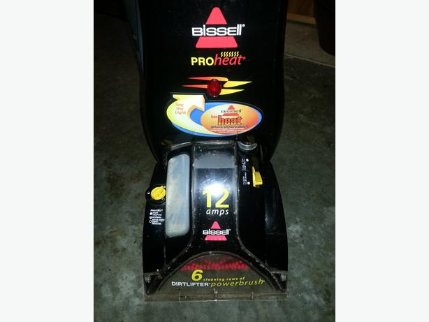 Bissell Pro Heat Carpet Cleaner 12 Amps Malahat