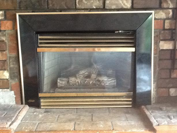Natural Gas Fireplace Insert Outside Metro Vancouver Vancouver