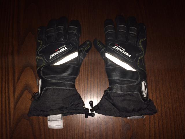 Motorcycle gloves calgary - Technic Power Skin Motorcycle Gloves 2xl Cold Weather West Shore