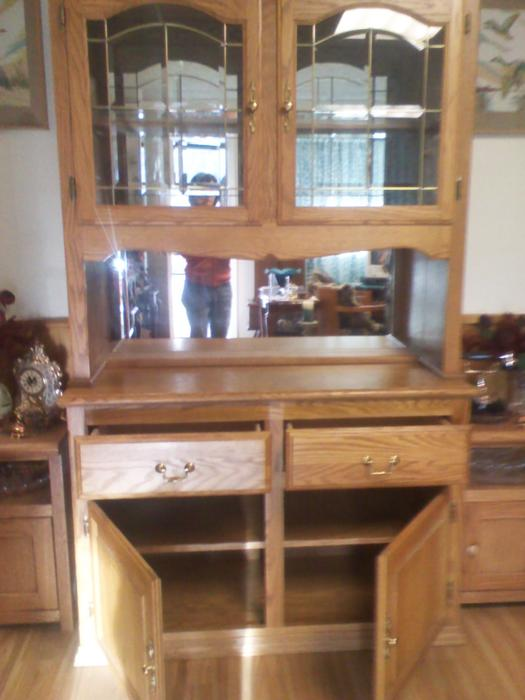 Dining Room Set With Buffet And Hutch Trail Kootenays