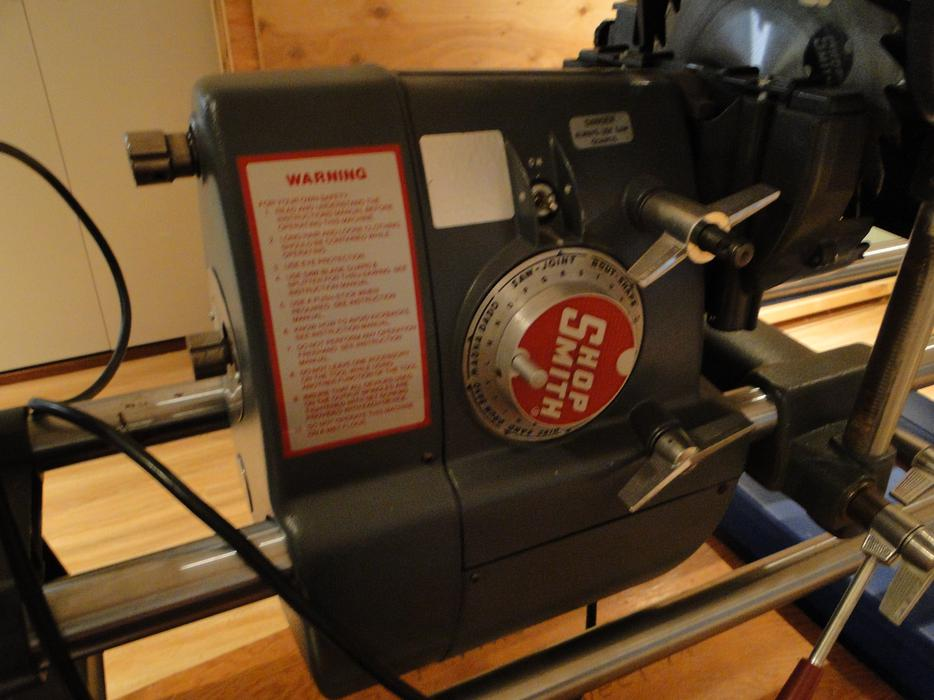 Shopsmith power tool woodworking system MARK V Saanich, Victoria