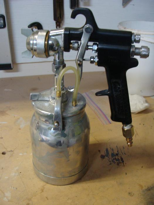 For sale paint sprayer qualicum nanaimo for Paint sprayers for sale