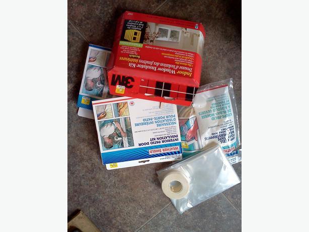 Free Door Window Insulation Kits Victoria City Victoria