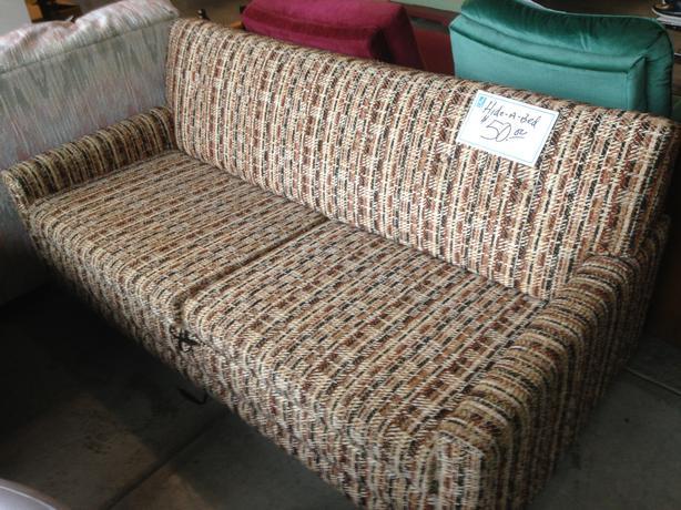 Hide-a -Bed for sale at St Vincent de Paul on Quadra ...