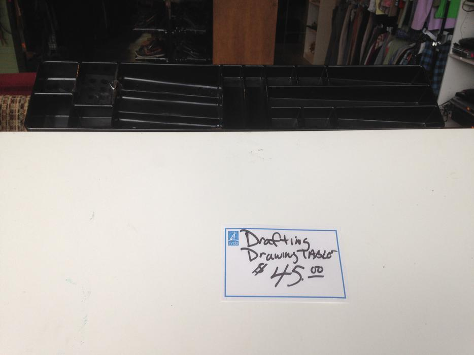adjustable drafting or drawing table for sale at st